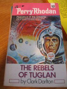 Perry Rhodan english edition