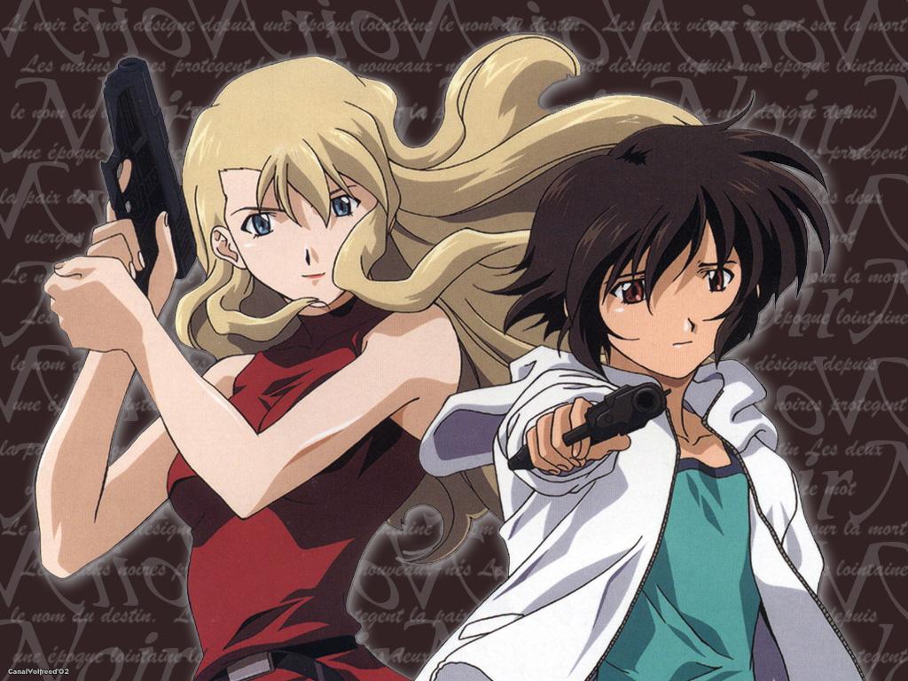 Noir Anime